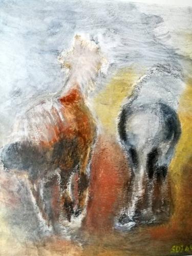 SDJ-heste